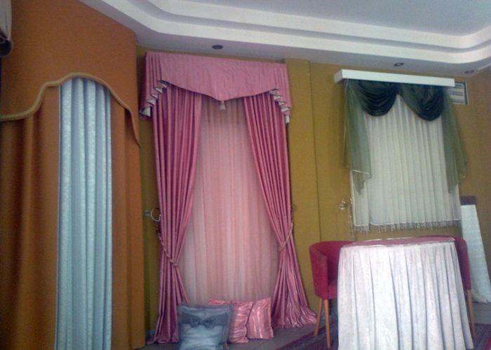 Klasične Zavese Sa Draperijom